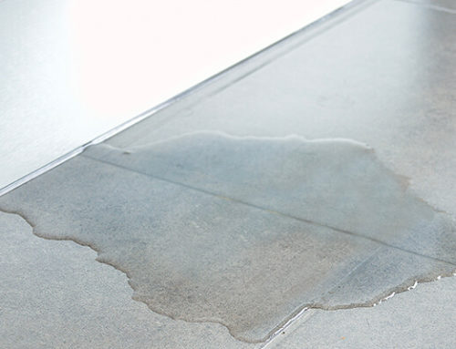 What is a Slab Leak?