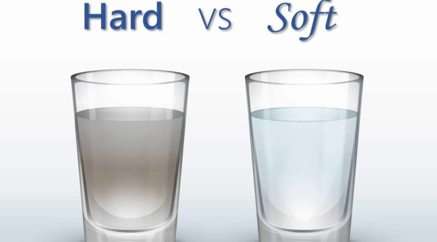 Hard water vs Soft Water