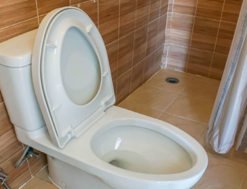 How to Repair a Leaking Toilet That Leaks from the Base