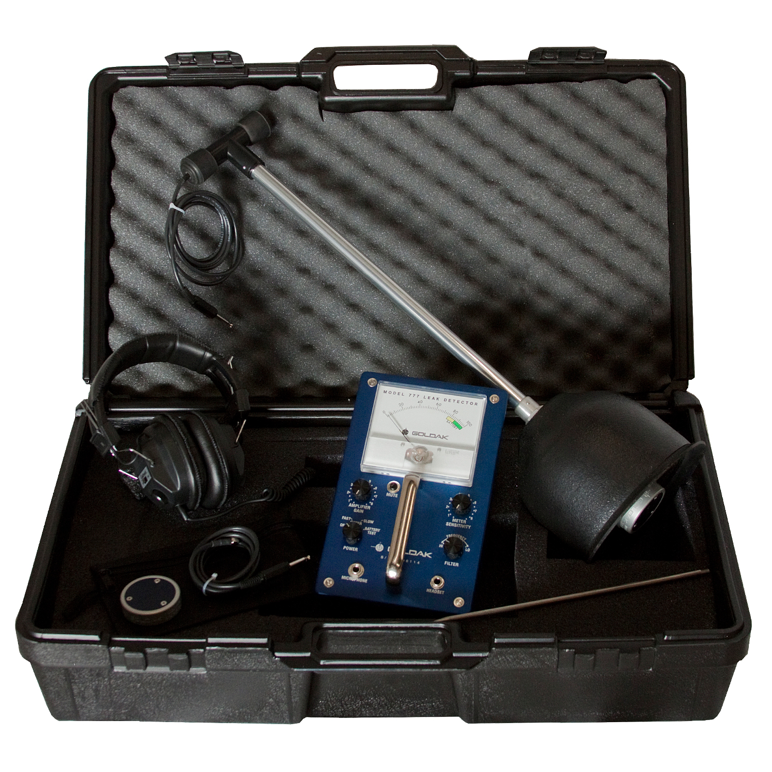 Plumbing Electronic Sound Tests Equipment