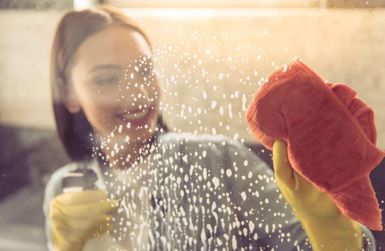 How to properly clean your shower