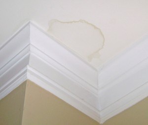 What to do when you notice ceiling leaks