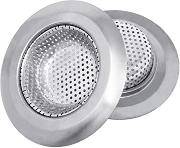 drain strainers are a good way to save on plumbing