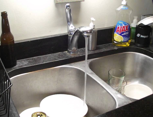 Why The Kitchen Sink Drain Clogs