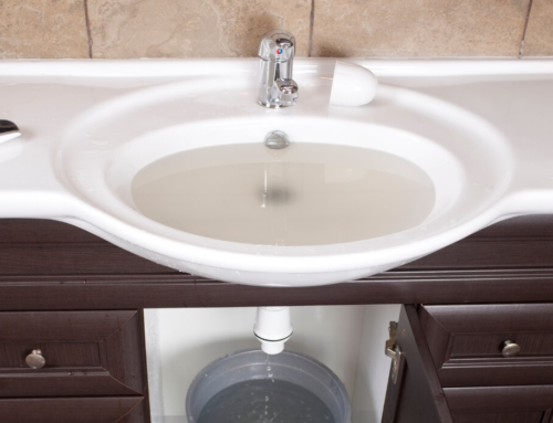 Reasons For a Slow Draining Sink